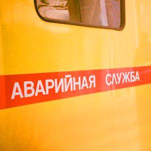 Аварийные службы Томска