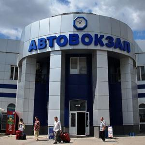 Автовокзалы Томска