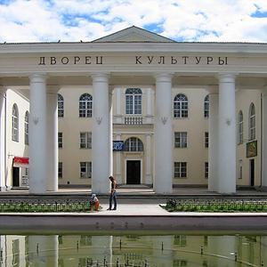 Дворцы и дома культуры Томска