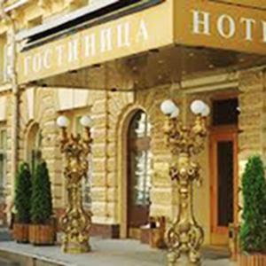 Гостиницы Томска