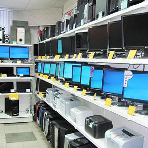 Компьютерные магазины Томска