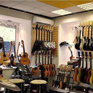 Музыкальные магазины Томска