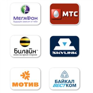 Операторы сотовой связи Томска