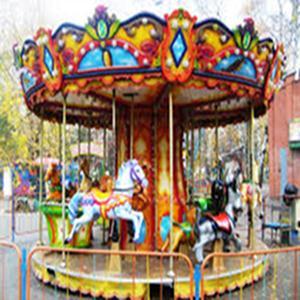 Парки культуры и отдыха Томска