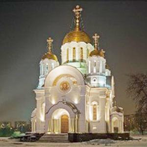 Религиозные учреждения Томска