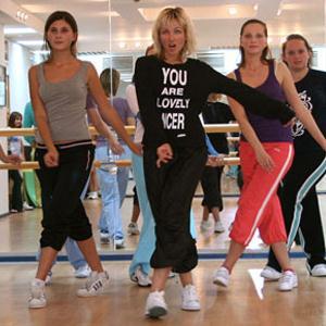 Школы танцев Томска