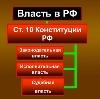 Органы власти в Томске