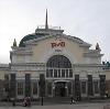 Железнодорожные вокзалы в Томске