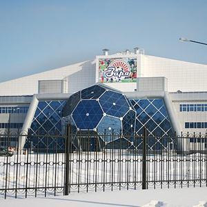 Спортивные комплексы Томска