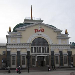 Железнодорожные вокзалы Томска